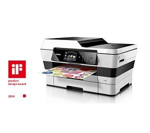 Brother ontvangt zes iF awards voor printer design