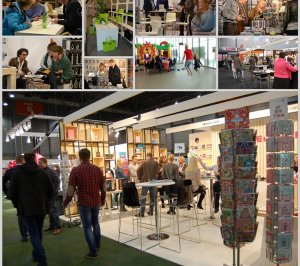 Geslaagde eerste dag Stationery Office & Convenience Days en @HomeEvent