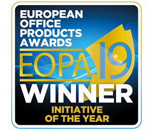 TWEE AWARDS VOOR FELLOWES BRANDS™ OP EOPA EVENT
