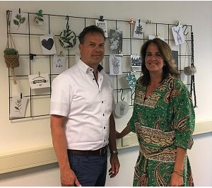 Papierklem Likeable Stationery en SRT International starten samenwerking