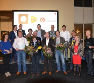 Dutch Card Awards 2012 uitgereikt