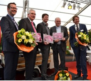 Brother, Esselte en HSM winnaars Quantore Awards