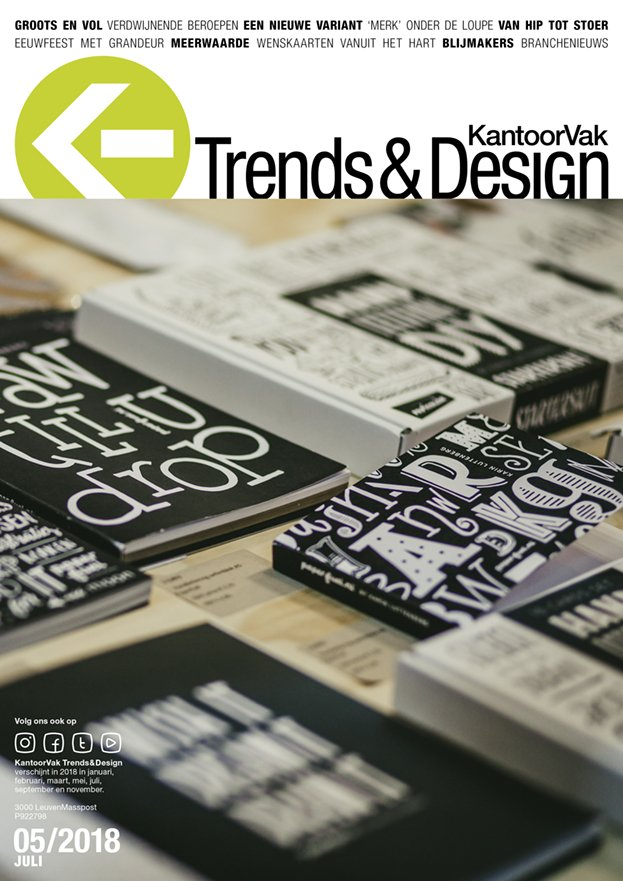 KantoorVak Trends & Design juni-juli