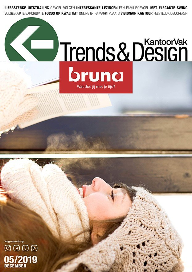 KantoorVak Trends & Design november-december 2019